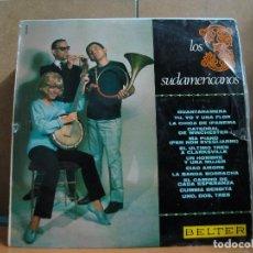 Discos de vinilo: LOS 3 SUDAMERICANOS - LOS 3 SUDAMERICANOS - BELTER 22.076 - 1967. Lote 100090723