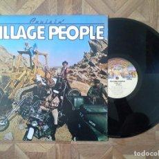 Discos de vinilo: VILLAGE PEOPLE - CRUISIN' - 3º LP USA 1978 - CARPETA VG+ VINILO VG+. Lote 100124043