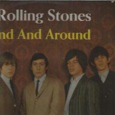 Discos de vinilo: ROLLING STONES AROUND . Lote 100127767