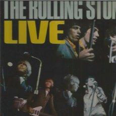 Discos de vinilo: ROLLING STONES GOT LIVE IF. Lote 100132051