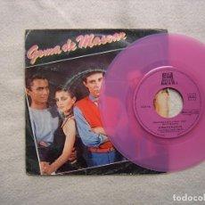 Discos de vinilo: GOMA DE MASCAR_SOÑANDO EN EL CIELO_7'' SPAIN SINGLE 1979. Lote 100132555