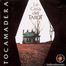 Discos de vinilo: TOCAMADERA – LA CASA DEL TAROT VINYL, MINI- LP ALBUM 1986 - CON ENCARTE. Lote 100150603