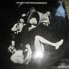 Discos de vinilo - FAMILY - ENTERTAINMENT LP - ORIGINAL INGLES - REPRISE RECORDS 1969 - TRICOLOR LABEL - - 100151947