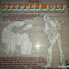Discos de vinilo: EARLY STEPPENWOLF LP - ORIGINAL INGLES - EMI/STATESIDE RECORDS 1969 - STEREO -. Lote 100155659