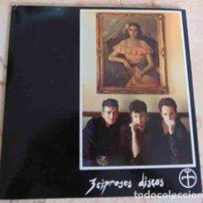 Discos de vinilo: GABINETE CALIGARI - OBEDIENCIA + 2 - EP 1982. Lote 100170691