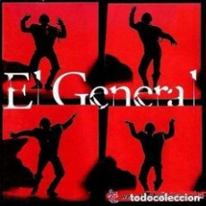 Discos de vinilo: EL GENERAL– LAS CHICAS - MAXI-SINGLE SPAIN 1994. Lote 100179195