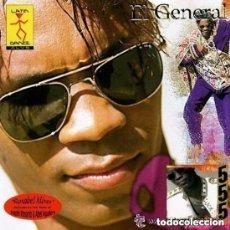 Discos de vinilo: EL GENERAL – PEREZOSA - MAXI-SINGLE US 1996 LATIN HOUSE . Lote 100179563