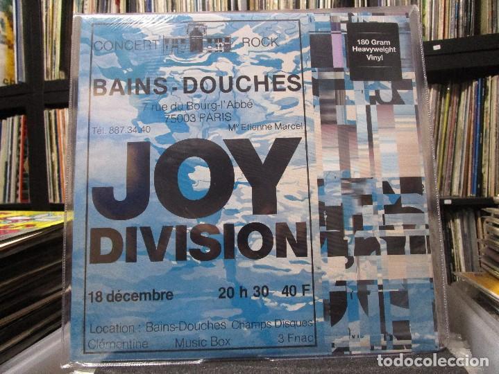 Joy division les bains douches lp comprar discos lp vinilos de m sica pop rock new wave - Les bains douches pamiers ...