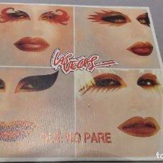 Discos de vinilo: LAS VEGAS QUE NO PARE VINILO, 7, SINGLE SIDED, PROMO, SPAIN, 1988 EPIC. Lote 100222783