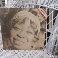Discos de vinilo: MA RAINEY– MA RAINEY.DOBLE LP EDICION USA 1974,GTABACIONES AÑOS 20.CARPETA ABIERTA.SELLO MILESTONE. Lote 100223395