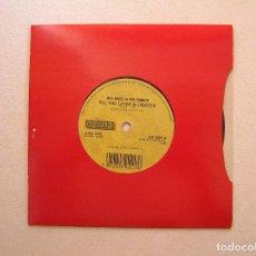 Discos de vinilo: BILL HALEY & THE COMETS - SEE YOU LATER ALLIGATOR -MCA 1982 - SINGLE - P. Lote 100224359