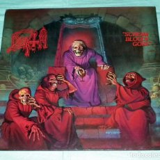 Discos de vinilo: LP DEATH - SCREAM BLOODY GORE. Lote 100254087