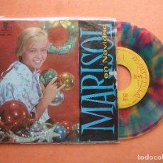 Discos de vinilo: MARISOL EN NAVIDAD EP SPAIN 1960 PDELUXE. Lote 100260959