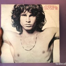 Discos de vinilo: THE DOORS - THE BEST OF THE DOORS (DOBLE LP) / JIM MORRISON - EN MUY BUEN ESTADO. Lote 100262195
