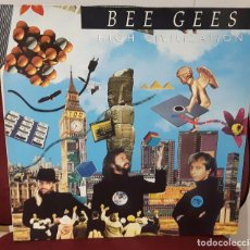 Discos de vinilo: BEE GEES - HIGH CIVILIZATION - LP - ALEMANIA - CON FUNDA INTERIOR - 1991- BARRY GIBB. Lote 100262287