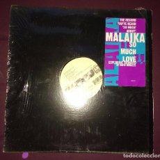 Discos de vinilo: MALAIKA SO MUCH LOVE. Lote 100262835