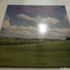 Discos de vinilo: LP 20 FAVOURITE HYMNS FROM THE METHODIST CENTRAL HALL, WESTMINSTER- ABBEY RECORDS 1985 2. Lote 100264940