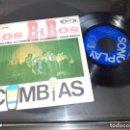 Discos de vinilo: LOS BIBOS / LOS DOMINGOS / EP 45 RPM / SONOPLAY 1967. Lote 161306086