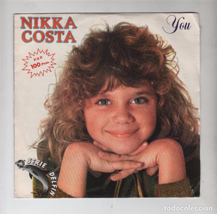 SINGLE NIKKA COSTA, YOU (Música - Discos - Singles Vinilo - Música Infantil)