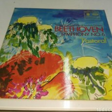 Discos de vinilo: STEINBERG PITTSBUTGH SYMPHONY ORCHESTRA- LP BEETHOVEN SYMPHONY 6 PASTORAL- MFP 1967 EMI RECORDS 2. Lote 100300462