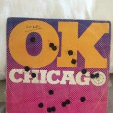 Discos de vinilo: SINGLE PK CHICAGO RESONANCE. Lote 100307395