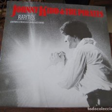 Discos de vinilo: JOHNNY KIDD & THE PIRATES - RARITIES - EN PERFECTO ESTADO. Lote 100323451