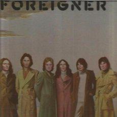 Discos de vinilo: FOREIGNER 1977. Lote 100327911