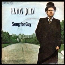 Discos de vinilo: ELTON JOHN, SONG FOR GUY Y DEMAS.. Lote 100328155