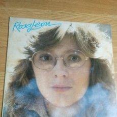 Discos de vinilo: ROSA LEON - ROSA SE ESTA BUSCANDO EN EL ESPEJO / LP MOVIEPLAY 1983 SPAIN. Lote 100333135
