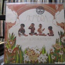 Dischi in vinile: WILLIE COLON* & RUBEN BLADES - SIEMBRA LP 1980. Lote 100334843