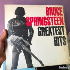 Discos de vinilo: BRUCE SPRINGSTEEN - GREATEST HITS- LP DOBLE EDICION ESPAÑOLA - VER FOTOS DE LOS DISCOS. Lote 100343631