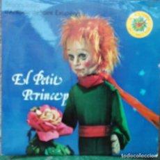 Discos de vinilo: EL PETIT PRINCEP **** GRUP TITELLES BADABADOC. Lote 100358063