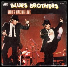 Discos de vinilo: BLUES BROTHERS, PERRY MASON THEME Y DEMAS.. Lote 100358375