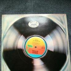 Discos de vinilo: GRACE JONES - THE APPLE STRETCHING - MAXI SINGLE VINILO. Lote 100370091