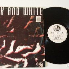 Discos de vinilo: BLACK & WHITE - DO YOU KNOW . Lote 100372991