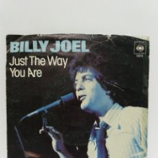 Discos de vinilo: SINGLE ** BILLY JOEL ** JUST THE WAY YOU ARE ** COVER/ VERY GOOD (VG)*SINGLE/ VERY GOOD+ (VG+) 1977. Lote 100380471
