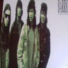 Discos de vinilo: BARRICADA - PASION POR EL RUIDO - LP VINILO ORIGINAL 1989. Lote 100380695