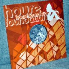 """Discos de vinilo: SIN PLOMO - MAXI VINILO 12"""" - LOVERBOY EP - 3 TRAKCS - 22:30 MINUTOS - HOUSE FOUNDATION 2002. Lote 100389867"""