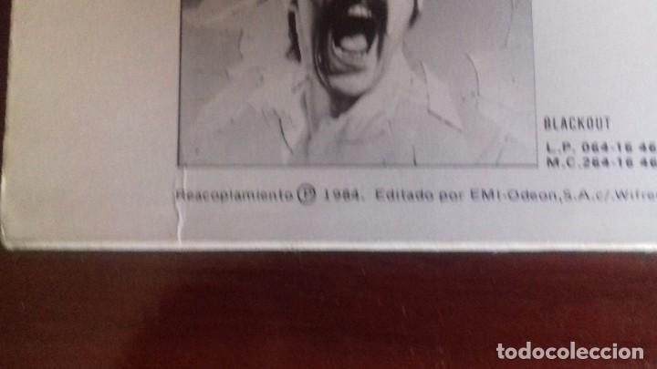 Discos de vinilo: Scorpions - Gold Ballads - Mini LP de 1984. Edición española - Foto 4 - 100392035