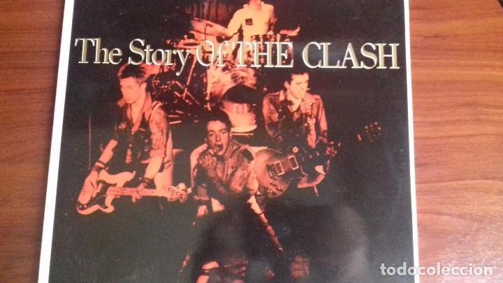 LP DOBLE - THE CLASH - THE STORY OF THE CLASH. (Música - Discos de Vinilo - Maxi Singles - Punk - Hard Core)