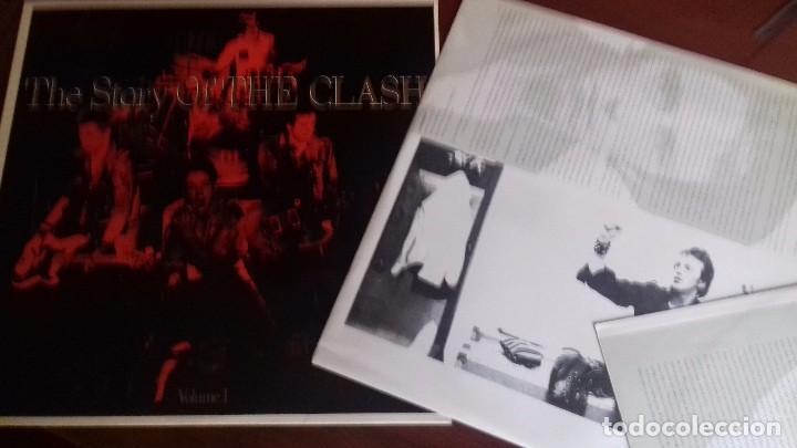 Discos de vinilo: LP DOBLE - THE CLASH - THE STORY OF THE CLASH. - Foto 3 - 159159426