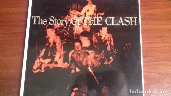Discos de vinilo: LP DOBLE - THE CLASH - THE STORY OF THE CLASH. - Foto 10 - 159159426