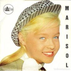 Discos de vinilo: MARISOL ESTANDO CONTIGO - OLA, OLA, OLA - SINGLE EDICION DE HOLANDA. Lote 100412875