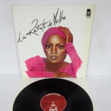 Discos de vinilo: MELBA MOORE - UN RETRATO DE MELBA - LP - BUDDAH RECORDS 1978 SPAIN 1ª EDICION TXS3090. Lote 100413303
