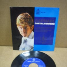 Discos de vinilo: SINGLE RAPHAEL. Lote 100414023