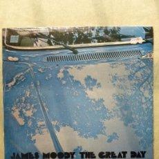 Discos de vinilo: JAMES MOODY - THE GREAT DAY - SPAIN LP CFE - STOP JAZZ / CHESS - LP VINILO JAZZ. Lote 100417883