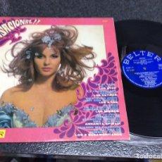 Discos de vinilo: VINILO LP - SENSACIONAL, VARIOS ARTISTAS - LOS STOP , LOS MISMOS , LOS CATINOS... - BELTER 1968. Lote 100421467