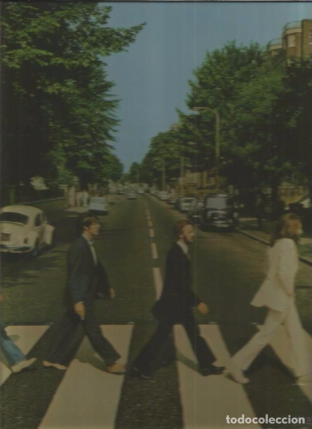 BEATLES ABBEY ROAD (Música - Discos - LP Vinilo - Pop - Rock Extranjero de los 50 y 60)