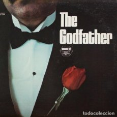 Discos de vinilo: THE GODFATHER. MUSIC FROM THE MOTION PICTURE. MÚSICA DE NINO ROTA. (LP. PICKWICK INTERN, USA, 1972). Lote 100427103