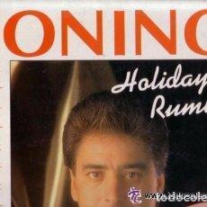 Discos de vinilo: TONINO - HOLIDAY RUMBA, VOL.4 (SE VA EL CAIMAN) MAXI HORUS 1991 . Lote 100431859
